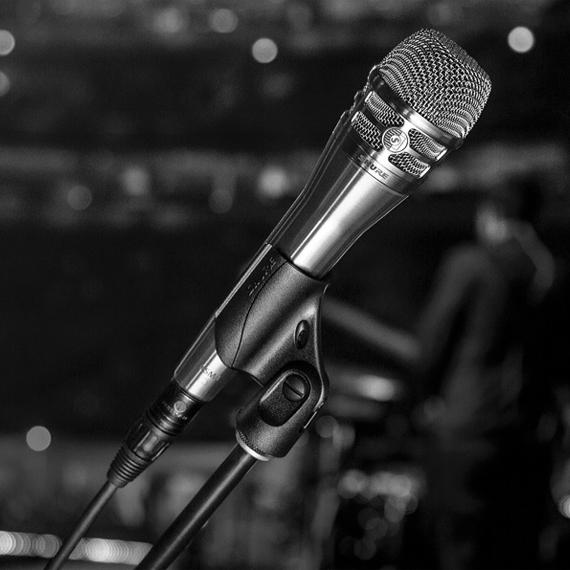 Micrófonos <br> Alámbricos